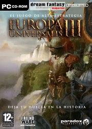 Carátula de Europa Universalis III - PC