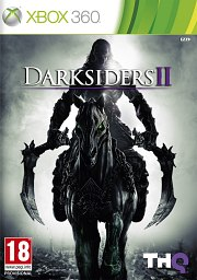 Carátula de Darksiders II - Xbox 360