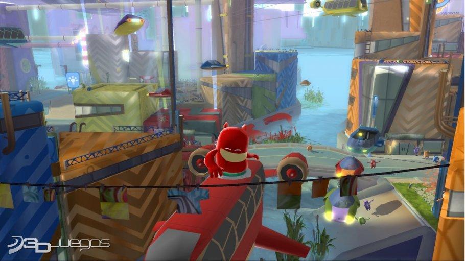 de Blob 2 The Underground - Impresiones jugables