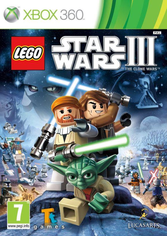 Lego Star Wars Iii The Clone Wars Para Xbox 360 3djuegos