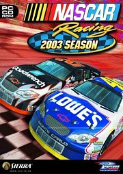 Carátula de NASCAR Racing 2003 Season - PC