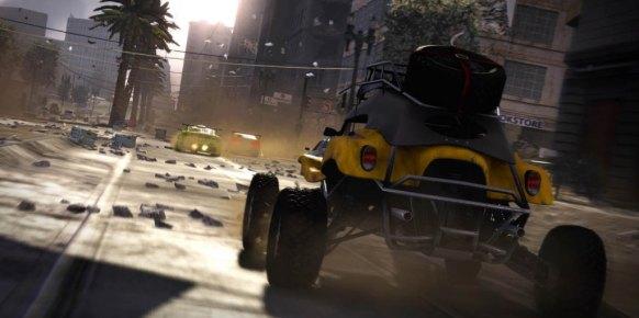 MotorStorm Apocalypse: Primer contacto