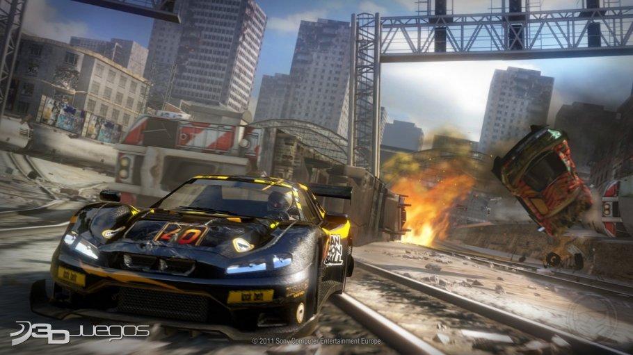 MotorStorm Apocalypse - Impresiones jugables