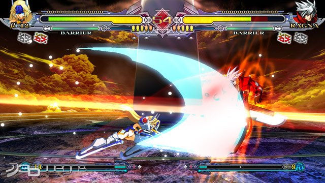 BlazBlue Continuum Shift - An�lisis