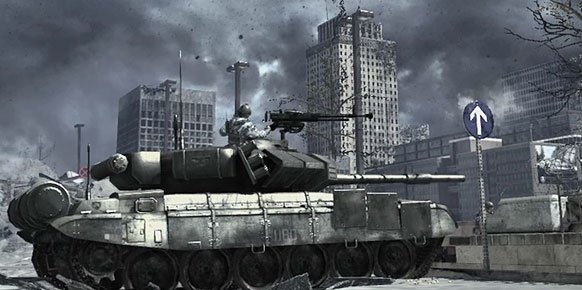 Modern Warfare 3: Entrevista Michael Condrey