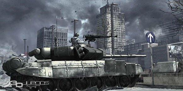 Modern Warfare 3 - Entrevista Michael Condrey