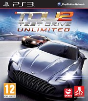 Carátula de Test Drive Unlimited 2 - PS3