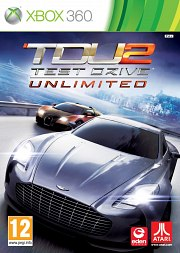 Carátula de Test Drive Unlimited 2 - Xbox 360