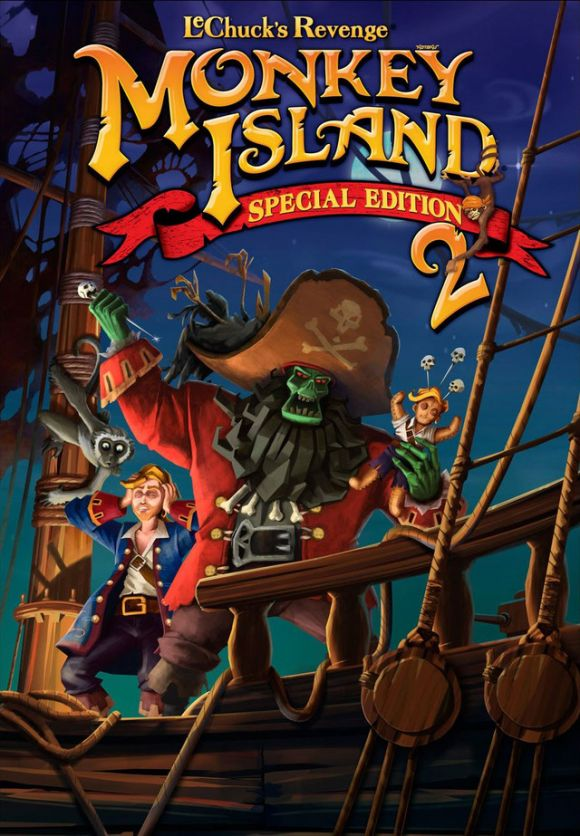 Monkey Island Special Edition Android