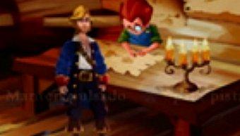 Video Monkey Island 2: Edición Especial, Monkey Island 2 Edición Especial: Gameplay: Guybrush... ¡¡Tramposo!!