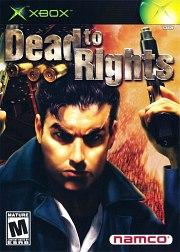 Carátula de Dead to Rights - XBOX