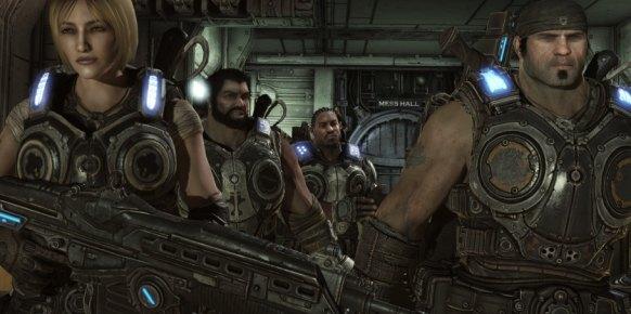 Gears of War 3: Impresiones jugables modo Campaña