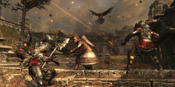 LotR La Guerra del Norte Xbox 360