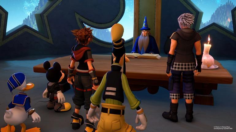 Imagen de Kingdom Hearts III