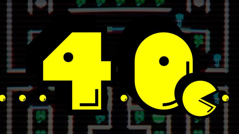 Pacman cumple 40 años, una leyenda del videojuego que hizo de la sencillez su mayor virtud