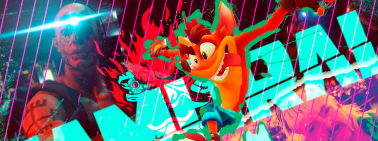 El retraso de Cyberpunk 2077, Crash Bandicoot 4, Captain Tsubasa y Tiger King en el SuperShow de 3DJuegos