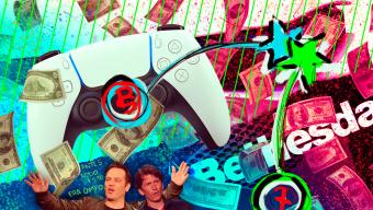 Bethesda y Xbox, reservas de PS5 y Series X y S y éxito de Super Mario 3D All Stars en el SuperShow