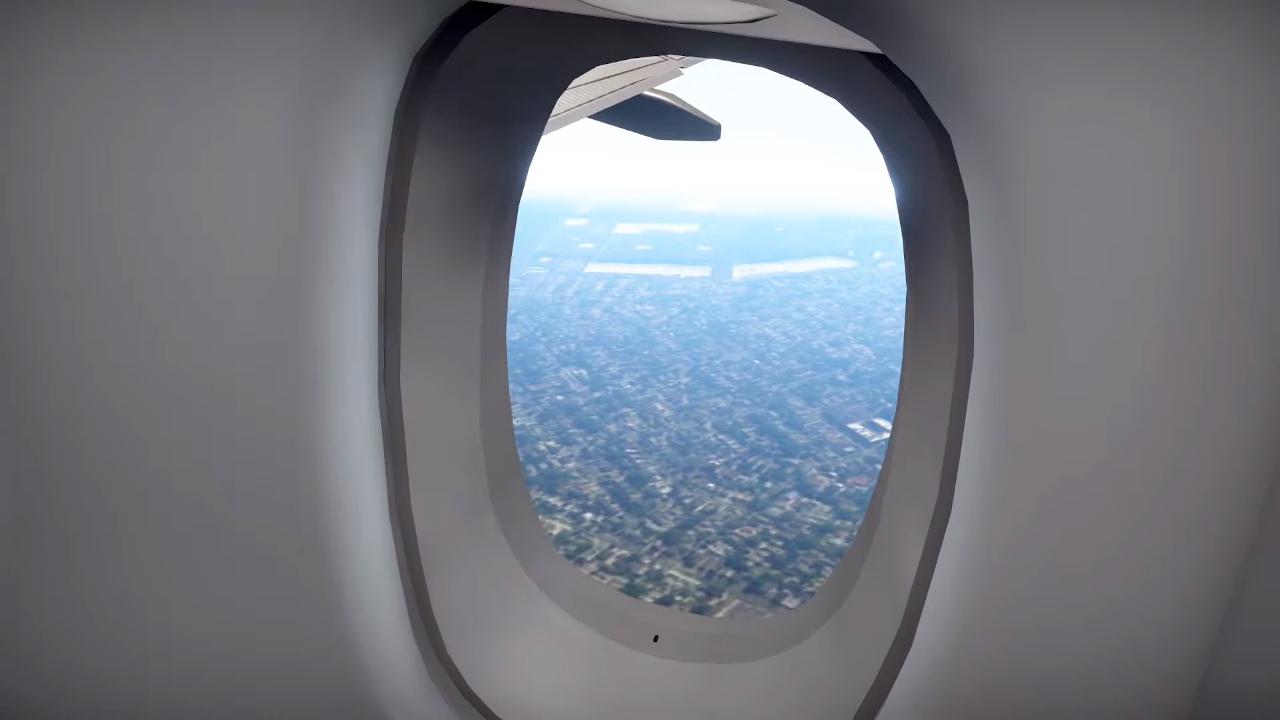 ¿Los simuladores de vuelo no son para ti? En este juego solo tendrás que sentarte y disfrutar del viaje 1