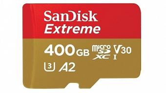 SanDisk presenta la tarjeta microSD más rápida del mundo