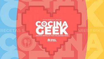 Cocina Geek, un libro de recetas inspiradas en videojuegos