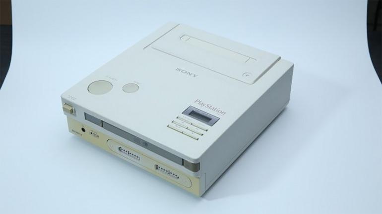 ¿Quieres una Nintendo PlayStation? Su prototipo saldrá a subasta