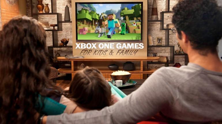 Los videojuegos son ya la quinta actividad familiar favorita de los españoles según un estudio de Xbox