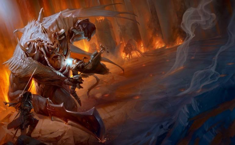 Estos son los consejos de WotC para jugar a Dungeons & Dragons desde casa en tiempos de cuarentena