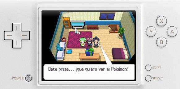 Pokémon Edición Negra an�lisis