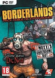 Borderlands: Pack expansiones