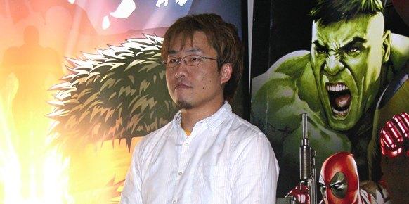 Marvel vs Capcom 3: Entrevista Ryota Niitsuma