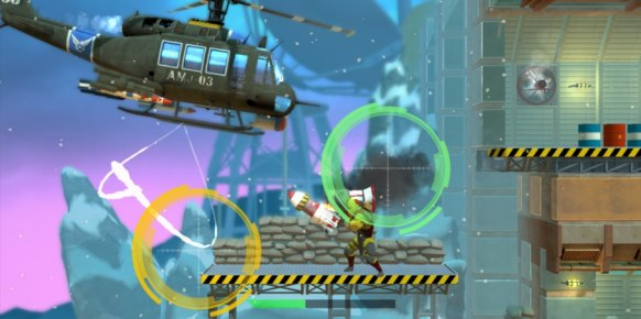 Bionic Commando Rearmed 2 an�lisis