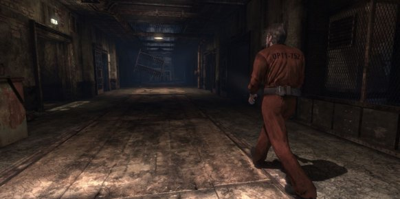 Silent Hill Downpour an�lisis