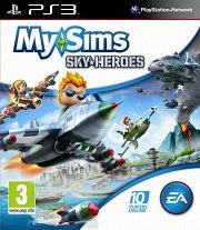 Carátula de MySims Sky Heroes - PS3