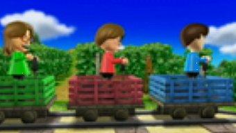 Video Wii Party, Gameplay: El vagón del destino