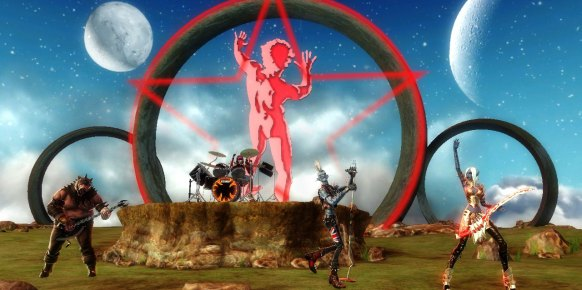 Guitar Hero Warriors of Rock (Nintendo Wii)