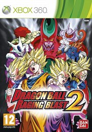 Carátula de Dragon Ball: Raging Blast 2 - Xbox 360