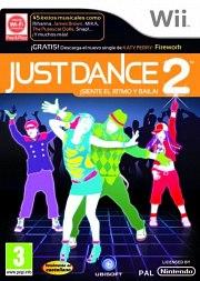 Carátula de Just Dance 2 - Wii