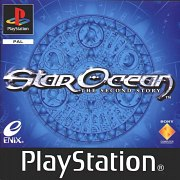 Carátula de Star Ocean: The Second Story - PS1