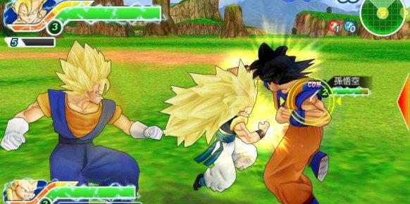 Dragon Ball Z Tenkaichi análisis