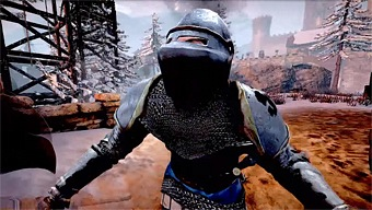Video Chivalry: Medieval Warfare, Tráiler de Anuncio