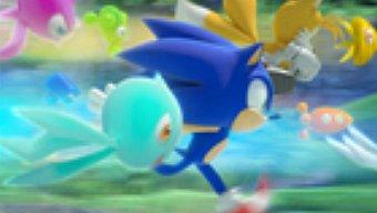 Video Sonic Colours, Trailer de anuncio