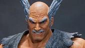 Tekken 7: así es la espectacular figura de acción de Heihachi Mishima