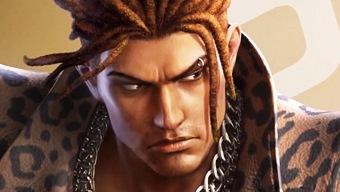 Video Tekken 7, Presentación de Eddy Gordo