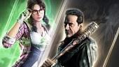 Negan y Julia Chang se dejan ver en el nuevo vídeo de Tekken 7