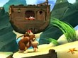 Gameplay: Simios en la Playa (Donkey Kong Country Returns)
