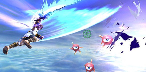 Kid Icarus Uprising: Impresiones E3 2010