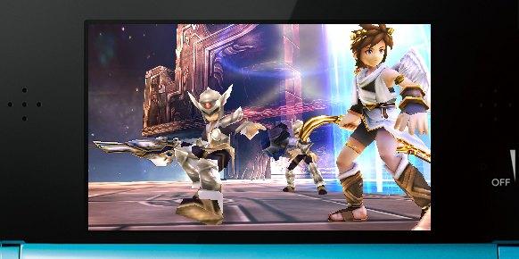 Kid Icarus Uprising: Kid Icarus Uprising: Impresiones multijugador