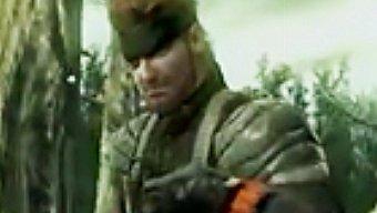 Metal Gear Solid Snake Eater 3D: Demostración