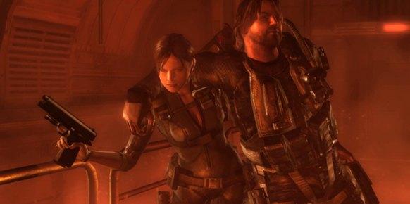 Resident Evil Revelations: Impresiones campaña