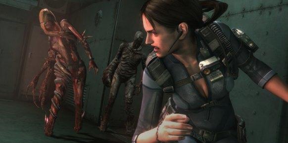 Resident Evil Revelations: Resident Evil Revelations: Impresiones jugables